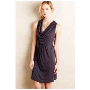 New with tags Anthropologie Maeve gray dress